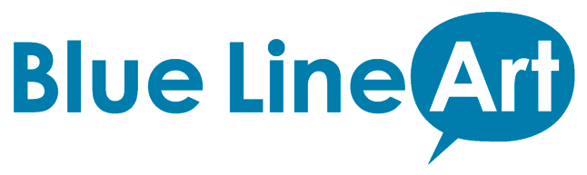 bluelineart_logo2013_blue
