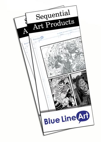 bluelinebrochures